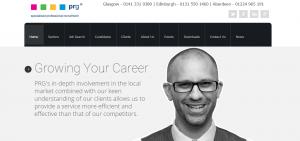 PRG Recruitment Scotland
