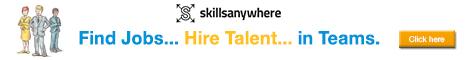 Skillsanywhere Online Recruitment Solutions