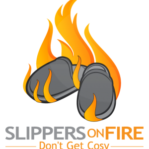 Slippers On Fire